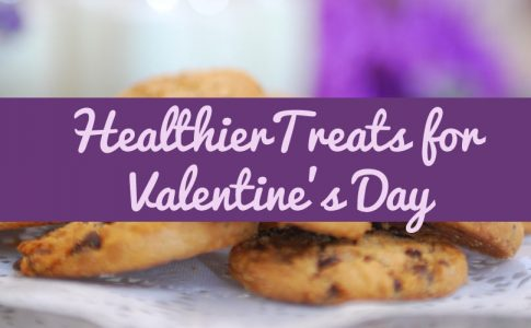 Valentine's Treats Made with Healthier Ingredients