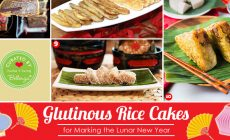 Sticky Rice Cake Recipes