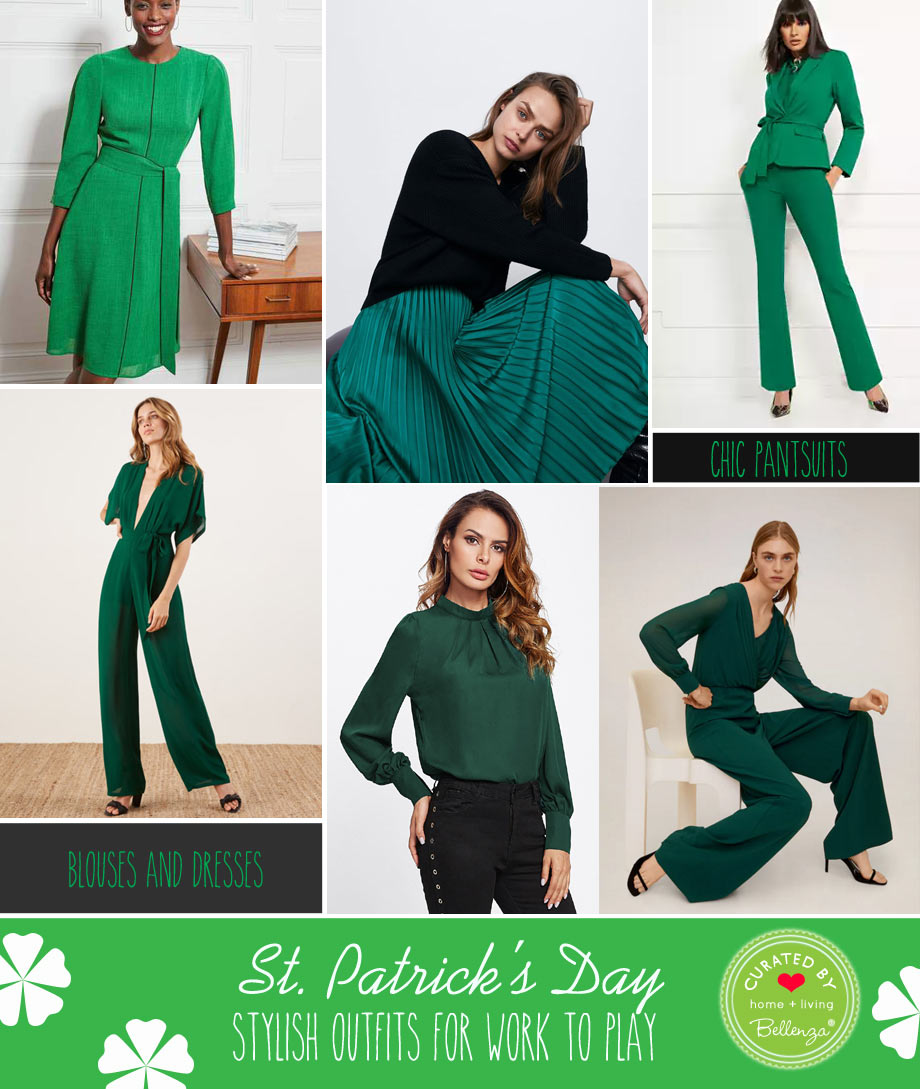 Tasteful Attire Ideas for St. Paddy's Day Celebrations