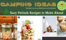 Easy Camping Food to Prepare Ahead