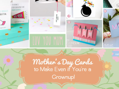 Mother's Day Cards Ideas for Grownups to Make