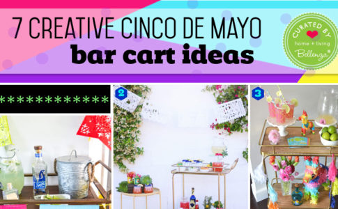 Easy Cinco de Mayo Bar Cart Ideas