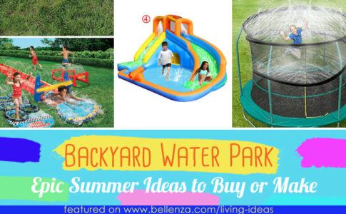 Backyard Water Park Ideas