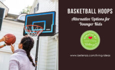 Alternative Basketball Hoops Stand Systems