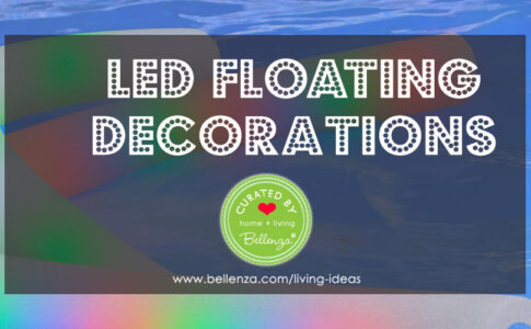 Light Up Your Pool Party with LED Floating Decorations
