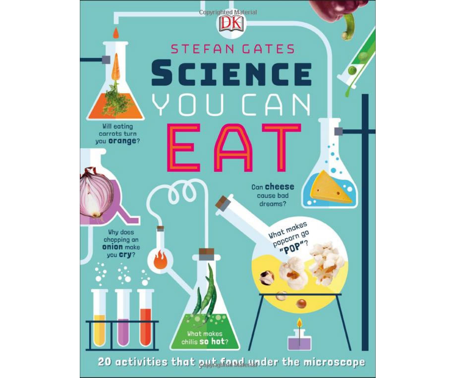 Science You Can Eat: 20 Activities that Put Food Under the Microscope.