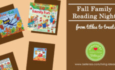 Fall Family Reading Night Ideas
