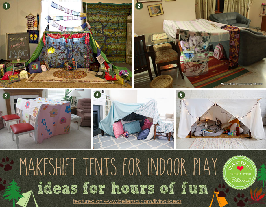 How To Make A Tent For Indoor Camping Ideas For Kids To Adults