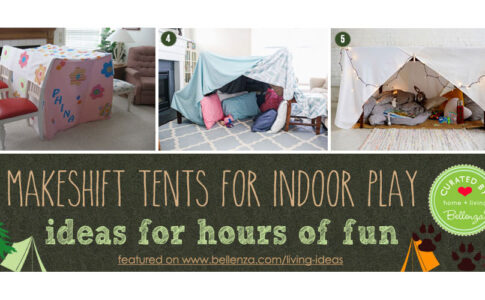 Indoor Tent Ideas for Kids to Adults