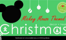Merry Mickey Christmas Crafts to Make