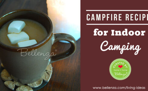 Indoor camping food recipe ideas