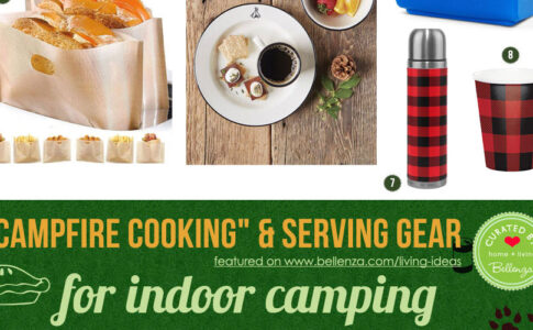 Indoor Camping Cooking Essentials