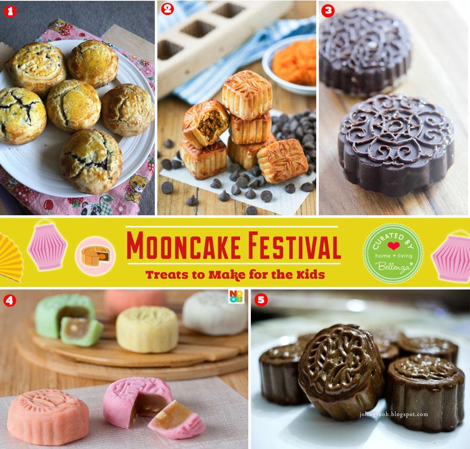 Mooncake festival treats