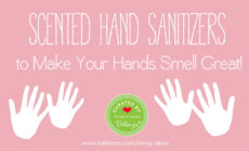 10 Scented Hand Sanitizers to Make Your Hands Smell Great!