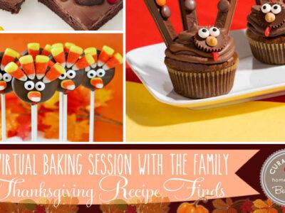 Virtual Bakeoff for Thanksgiving