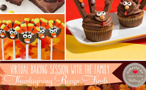 Virtual Bakeoff for Thanksgiving
