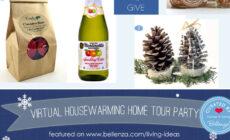 """Plan a Wintertime """"Virtual Home Tour"""" Housewarming Party"""