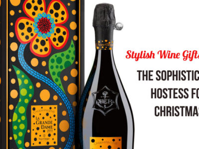 Stylish holiday for wine connoisseurs