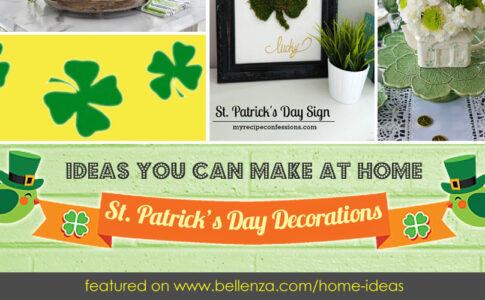 St. Paddy-inspired Accent Pieces for Your Home