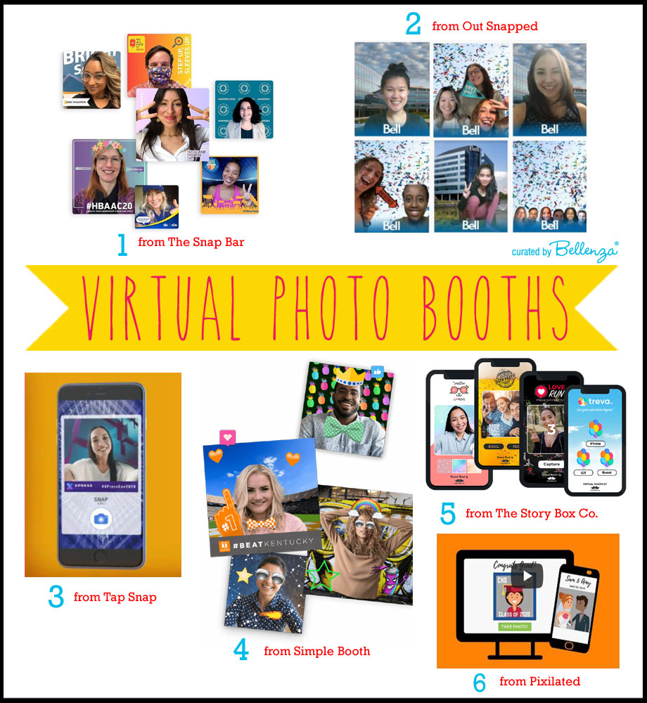 Cool Virtual Photo Booth Apps