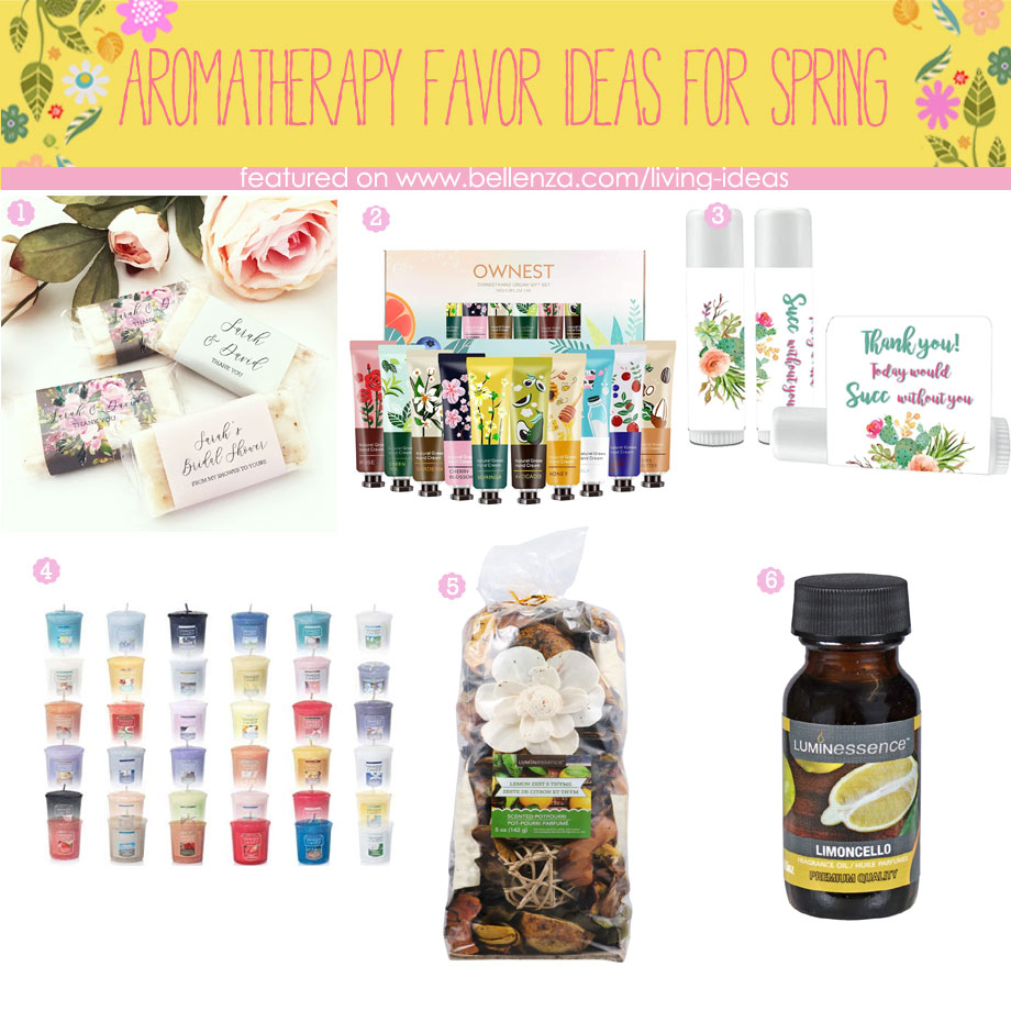 Scented Favors You Can Buy