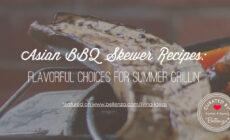 Asian BBQ Party Recipes