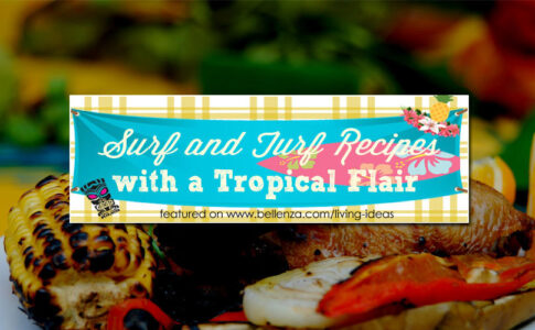 Surf and Turf Party Recipe Ideas