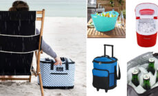 Coolers That Deliver On the Go!