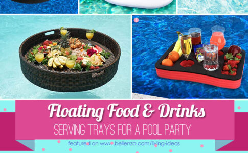 How to Serve Food at a Pool Party