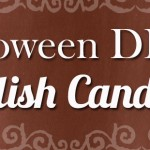 Halloween DIY Candles as Chic Party Favors by Bellenza