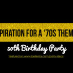 70s virtual birthday party ideas for a 50th birthday