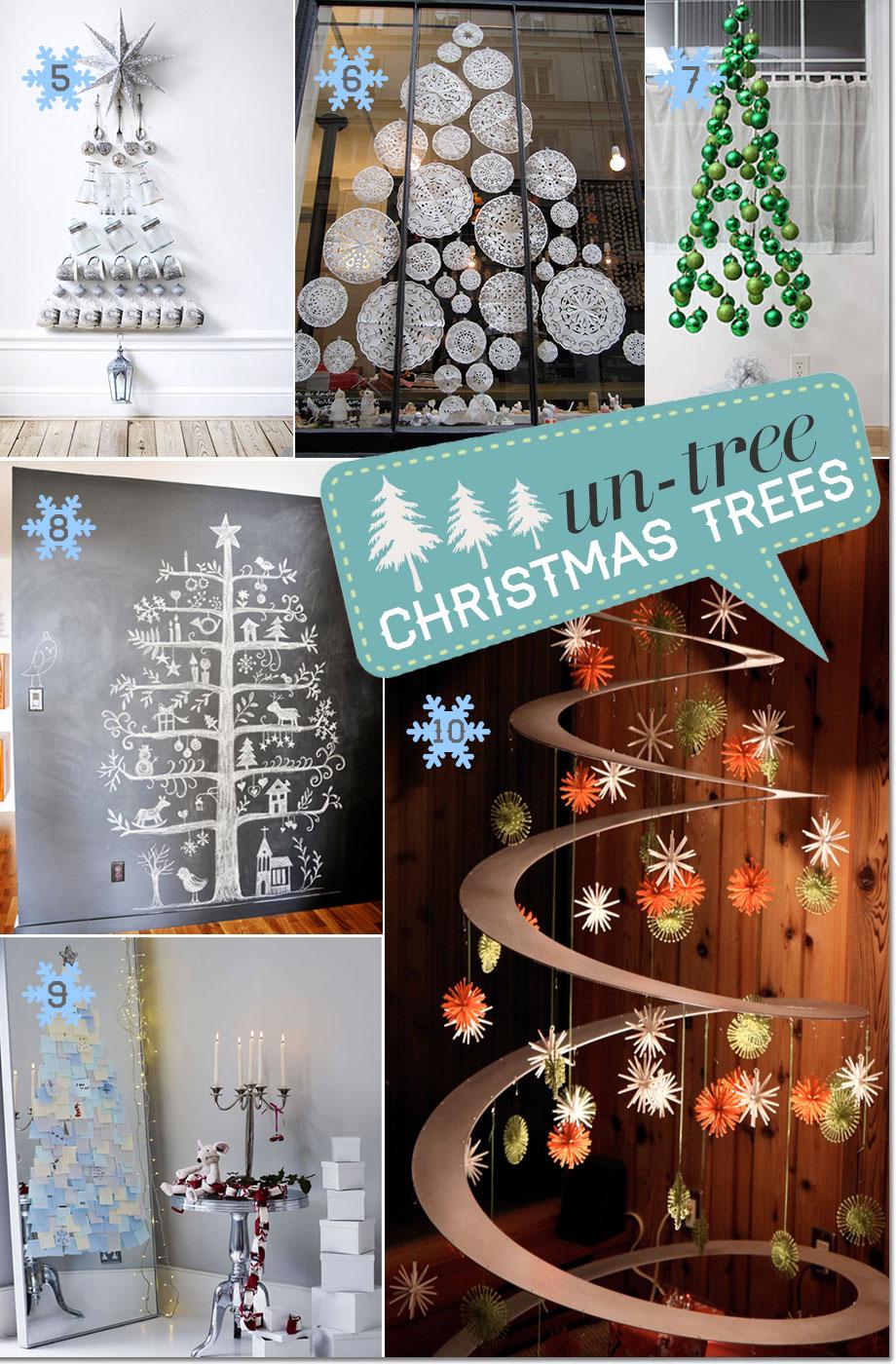Unusual Christmas Trees