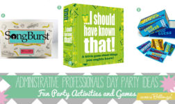 Administrative Professionals Day Party Ideas