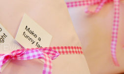 "What's So Funny? Favors for an ""Alice in Wonderland"" Theme!"