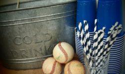 Hit a Home Run: Ideas for a Baseball Themed Birthday