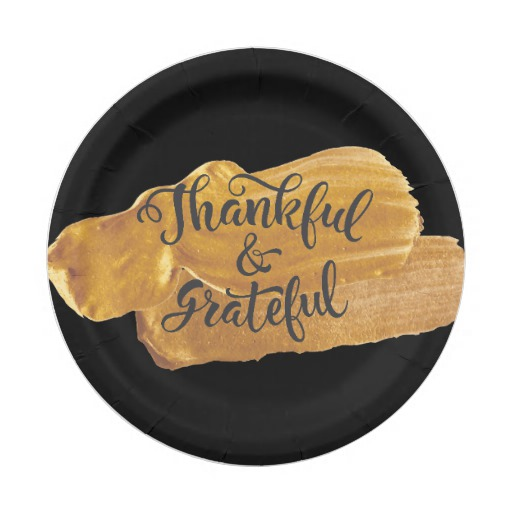 blackthankful-plate
