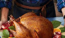Cajun fried turkey from Neiman Marcus
