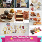 Cake tasting party