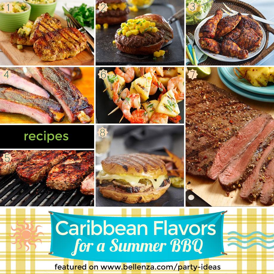 Caribbean bbq recipes for summer bbq