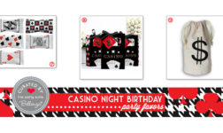 Casino birthday party theme ideas