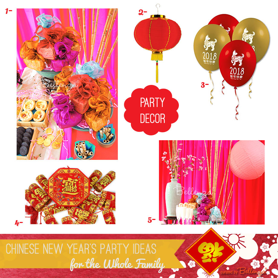 Chinese New Year Decorations to Buy