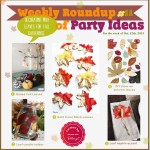 Decorating Ideas with Leaves for Fall Gatherings