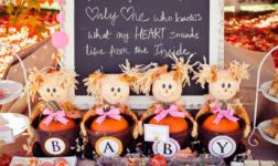 My Little Pumpkin Baby Shower by Tutus and Toads