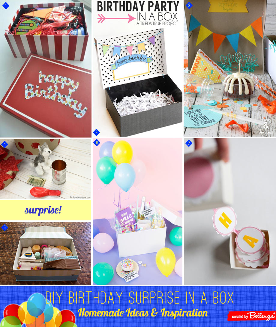 Surprise gift box fillers