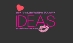 DIY Valentine's Party Theme: Ideas from Table Decorations to Gifts