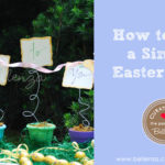 Simple Easter on a Budget