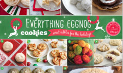 10 Eggnog Cookie Recipes You Must Try | as Featured on the Party Suite at Bellenza