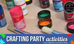 Easy Crafting Party Activities for Kids to Grownups: 25 Creative Ideas!