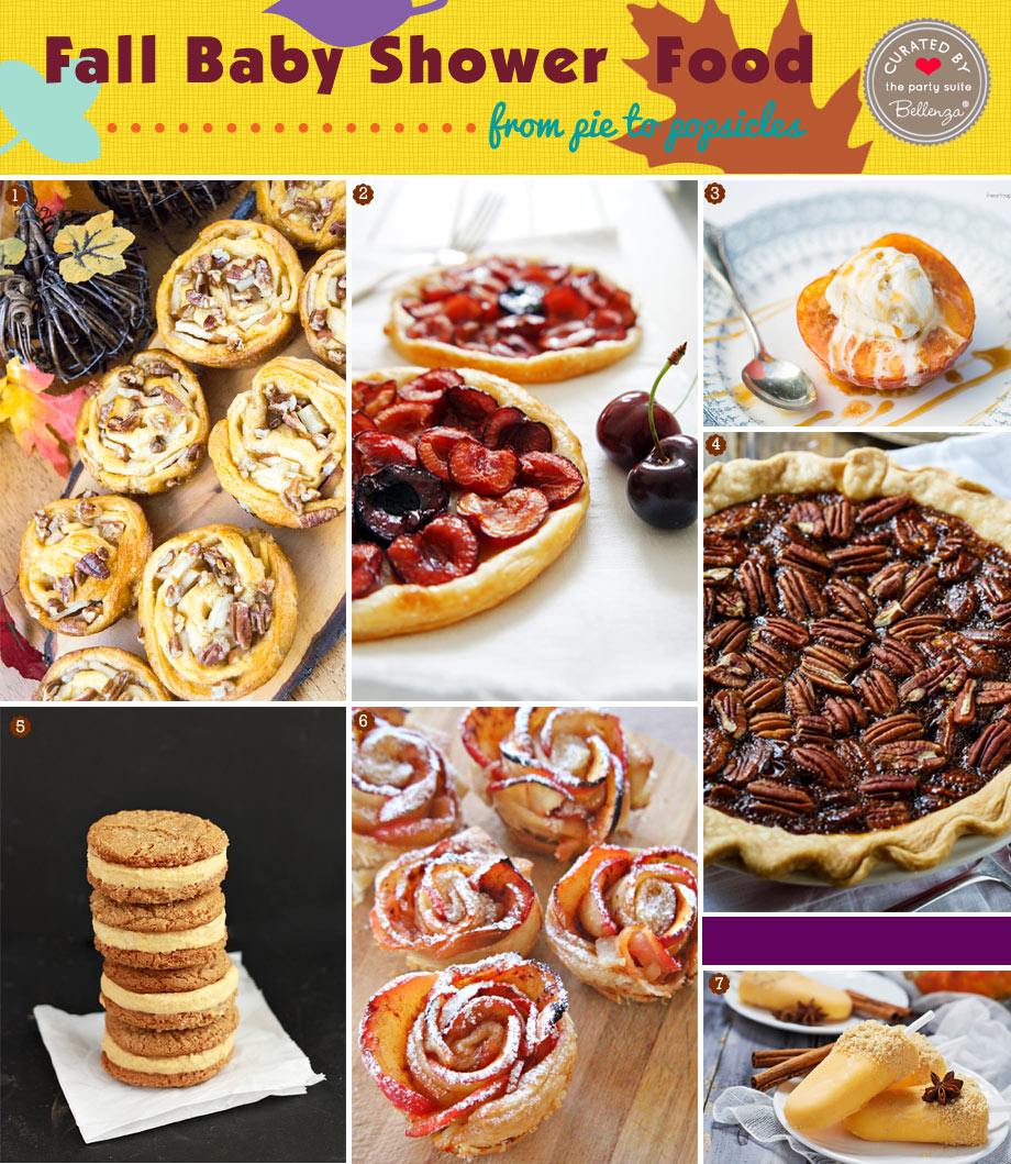 Autumn Desserts from Pie to Popsicles