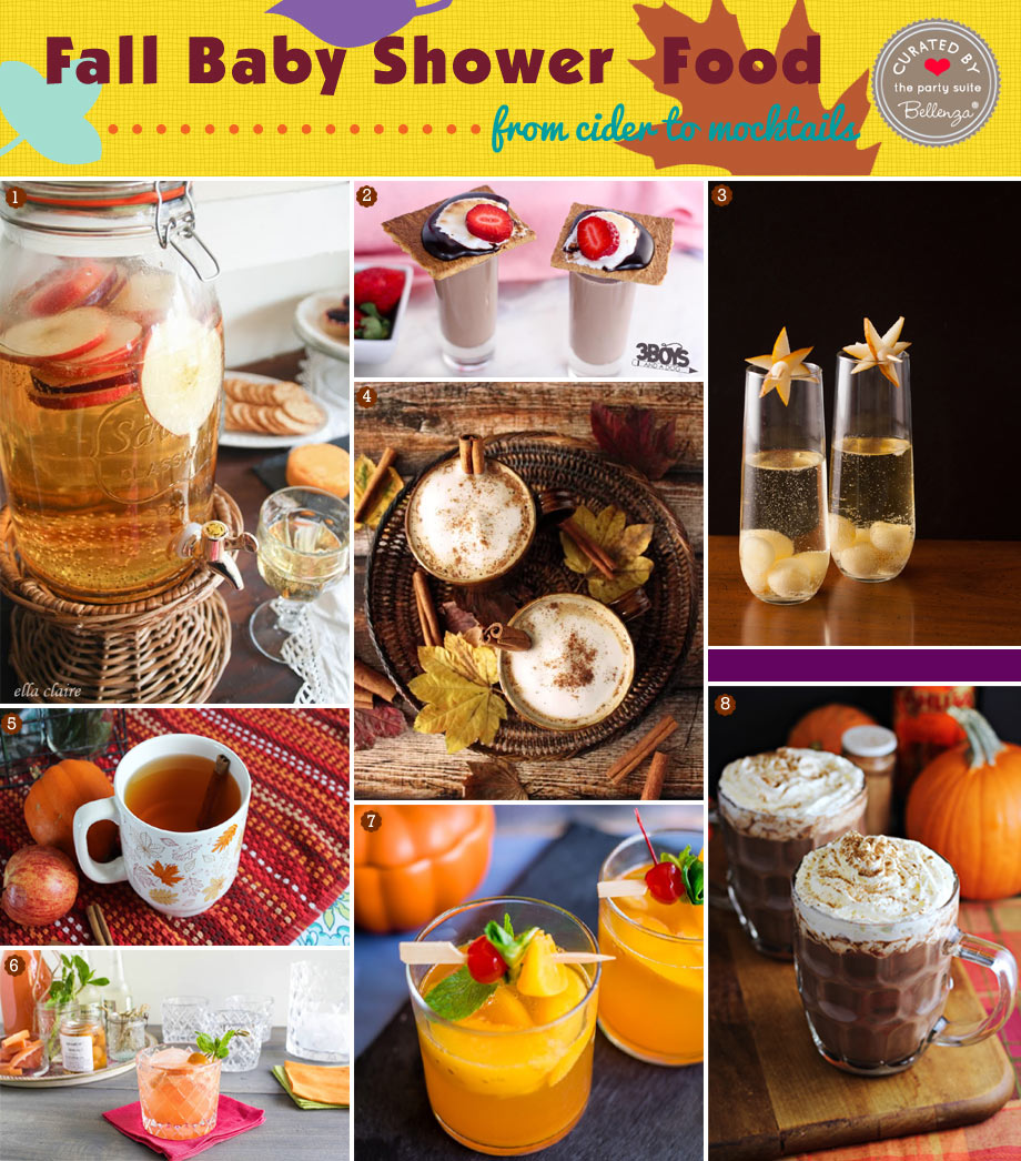 Fall Drinks from Cider to Mocktails